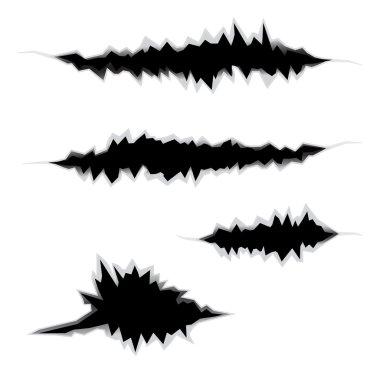 Black crush signs