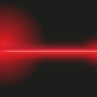 Abstract laser background