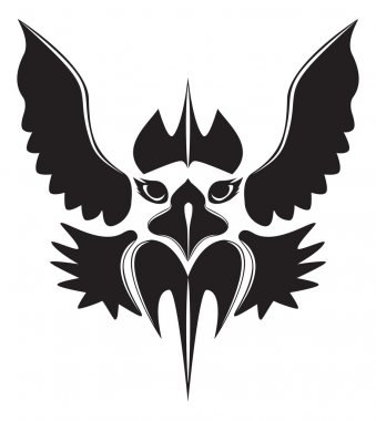 Vector owl icon