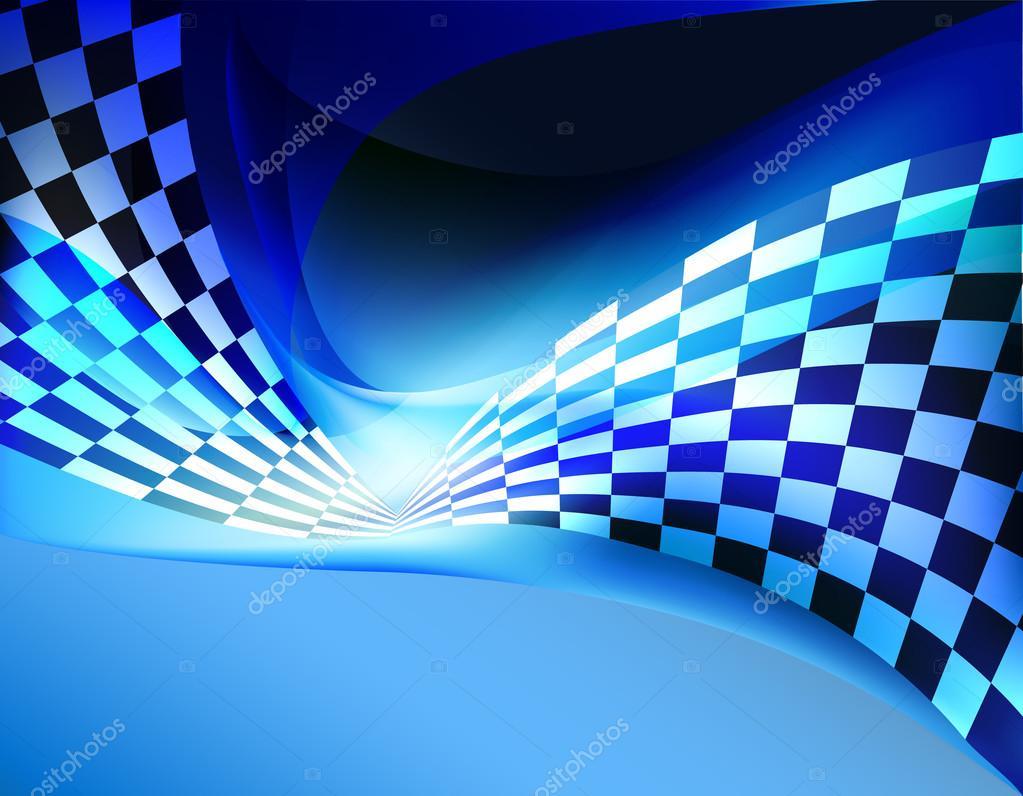 赛车背景方格旗 wawing — 图库矢量图像© amudsen #63506699