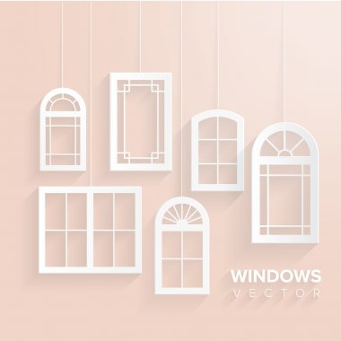 Windows house set