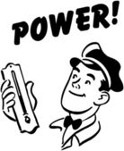 Fotografie Power sign