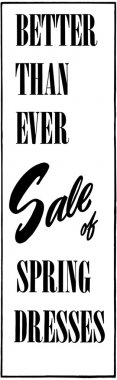 Better Than Ever Sale