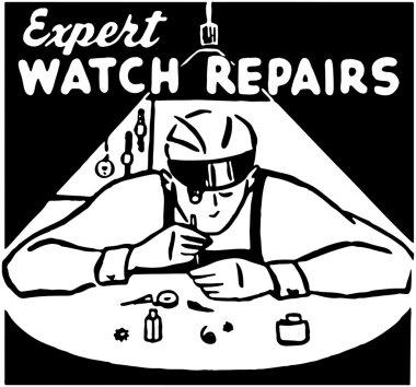 Expert Watch Repairs