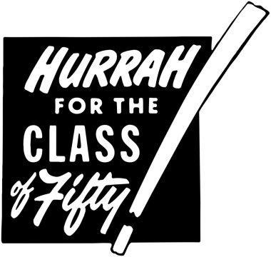 Hurrah For The Class