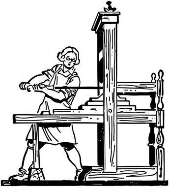 Colonial Printing Press