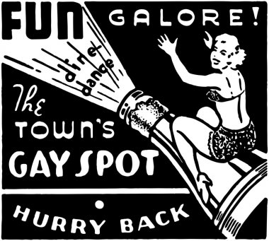 The Town's Gay Spot