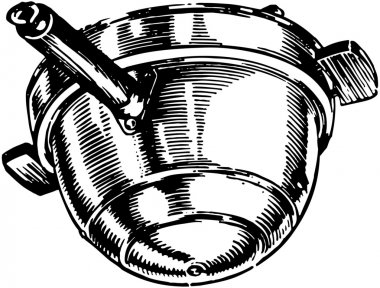 Round Bottom Pot