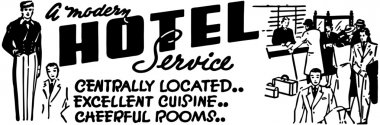 A Modern Hotel Service