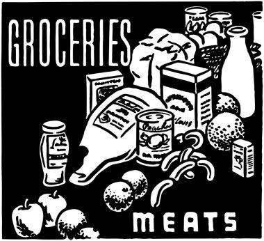 Groceries Meats