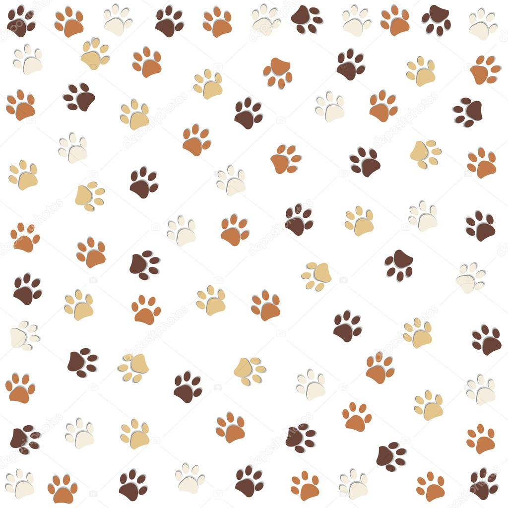 How To Get A Dog Paw Print On Paper
