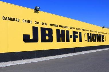 JB HI-FI Electrical appliances retailer Australia