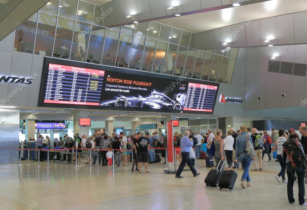 melbourne airport sits right - HD1600×900