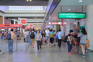 Don Mueang airport Bangkok Thailand