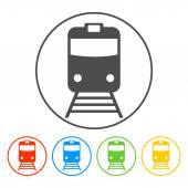 vlak ikona