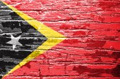 Vlajka Východního Timoru