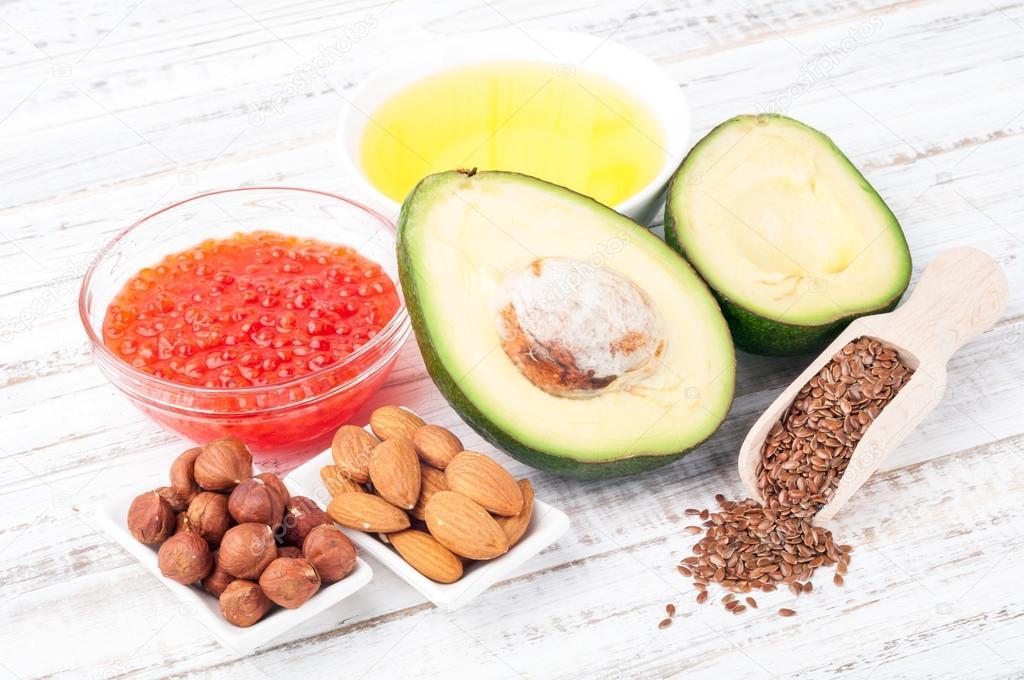 avokado omega 3