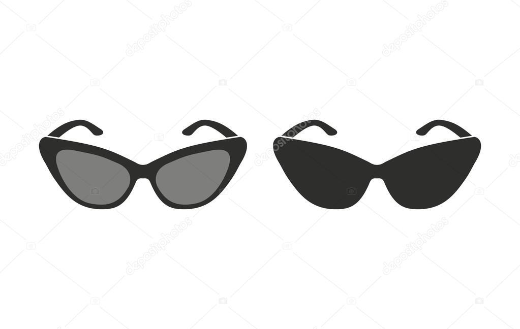 — Vectores Archivo De Sol Gafas Icono Imágenes Vectoriales O80NwPnkX