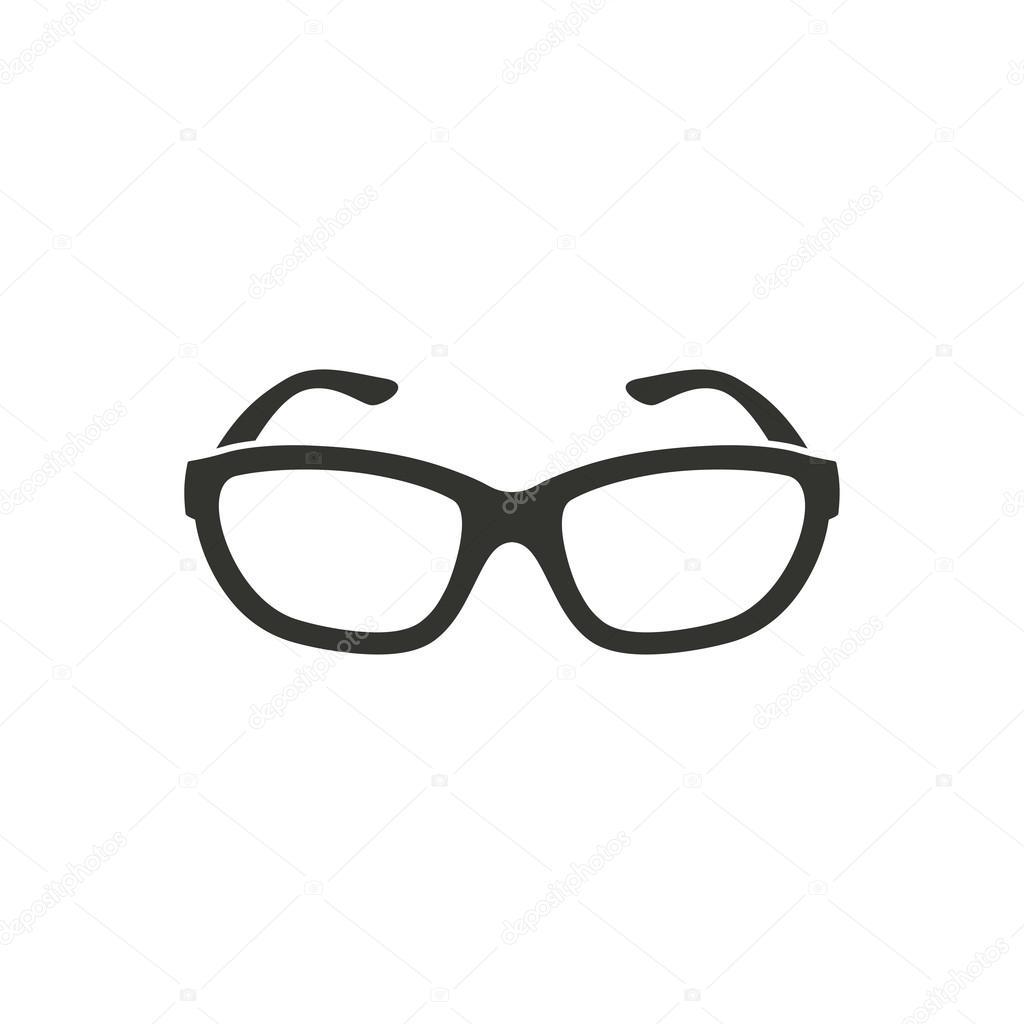 aspetto dettagliato 68399 02f43 Icona occhiali. — Vettoriali Stock © lovemask #84618846