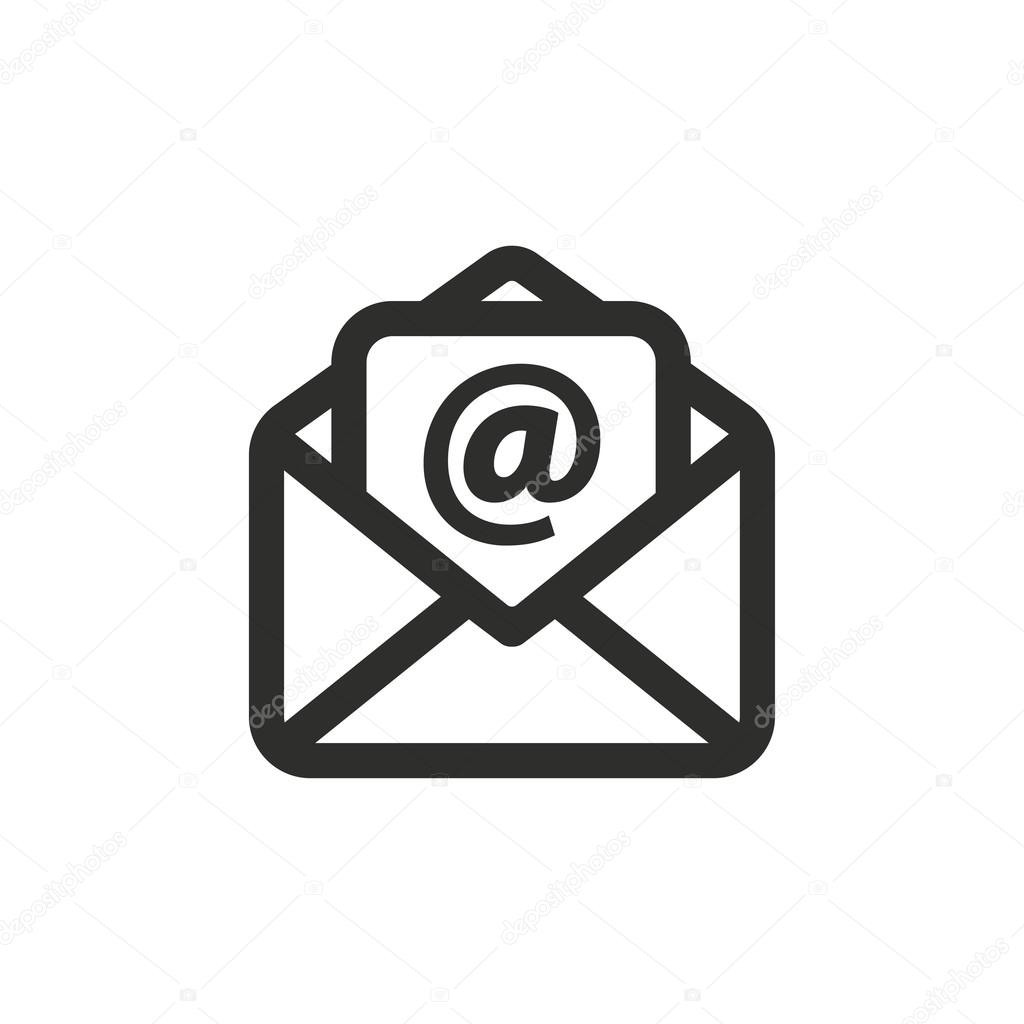 mail vector icon stock vector lovemask 97976504