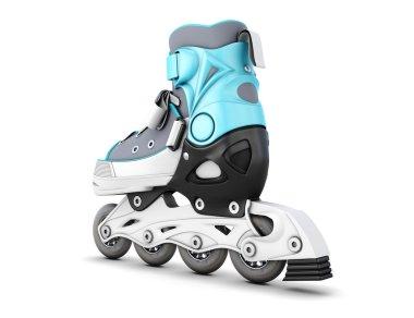 One roller skate