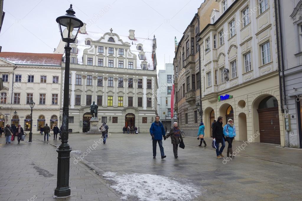Puff In Augsburg