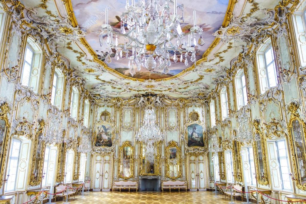 Sala da ballo rococ in schaezlerpalais a agusburg for Interior design augsburg