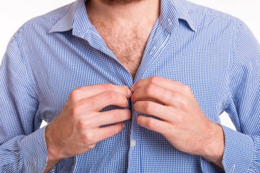 Male buttons shirts