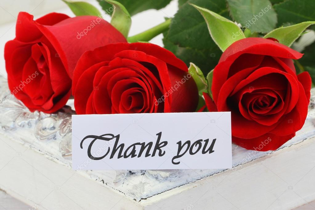 4cf83192410b Ευχαριστήρια κάρτα με κόκκινα τριαντάφυλλα σε vintage δίσκο– εικόνα αρχείου