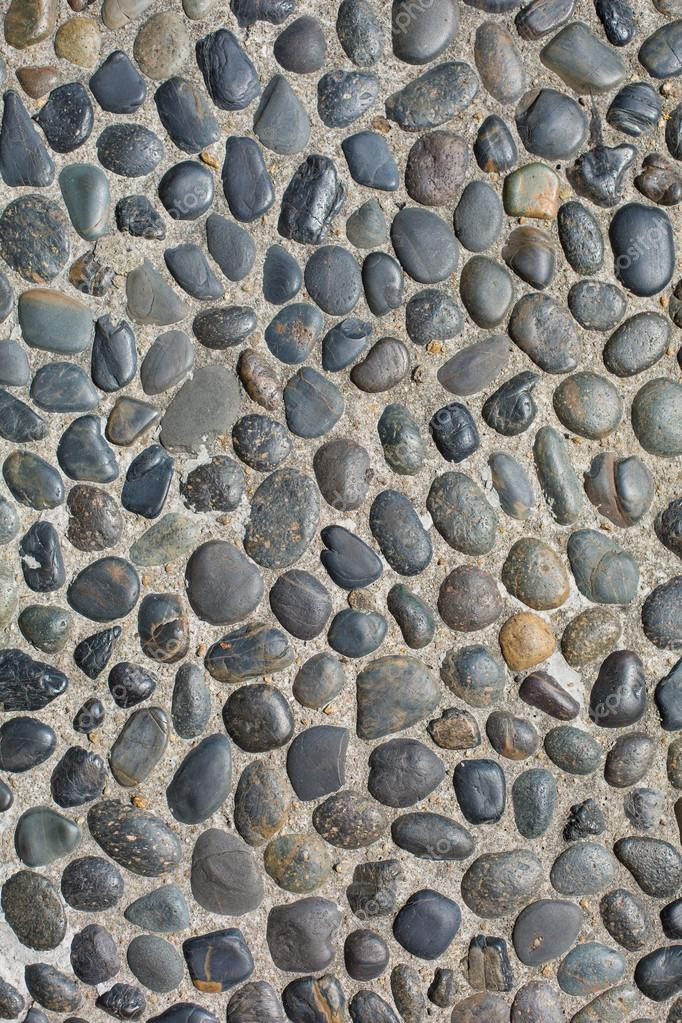 Color Pebble Stone Floor Texture In Background Photo By Annatamila