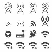 Fotografie Wireless-Symbol