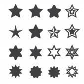 Fotografie ikonu hvězdičky