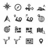 Navigálás ikonjára