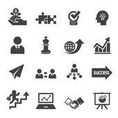 üzleti ikon készlet