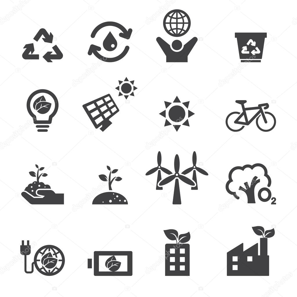 save the earth icons