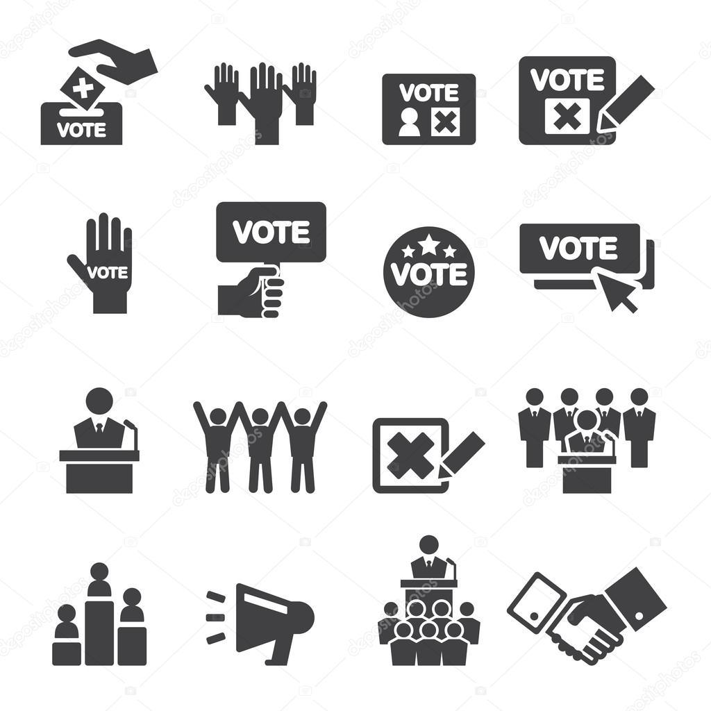 Symbol Demokratie