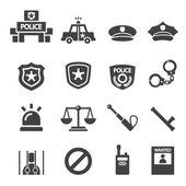 Photo police icon