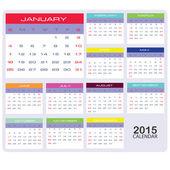 Kalendář do roku 2015