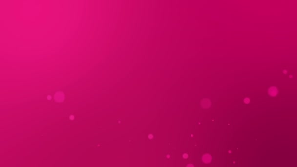 Bokeh csillogó rózsaszín