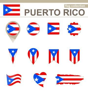Puerto Rico Flag Collection