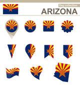 Fotografie Arizona Flag Collection