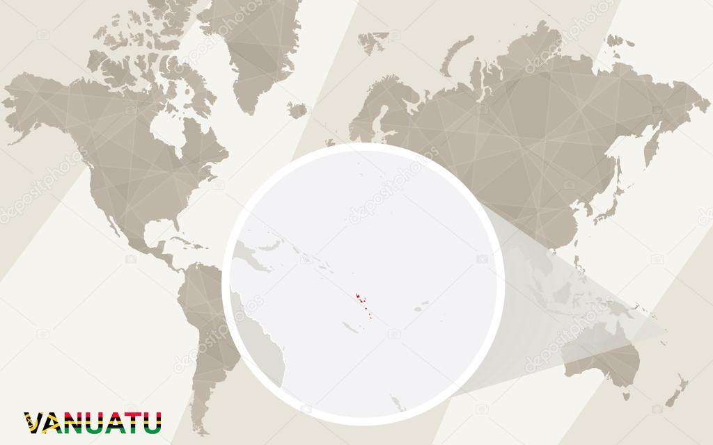 Zoom en la bandera y mapa de vanuatu mapa del mundo vector de zoom en la bandera y mapa de vanuatu mapa del mundo vector de stock gumiabroncs Image collections