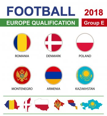 Football 2018, Europe Qualification, Group E