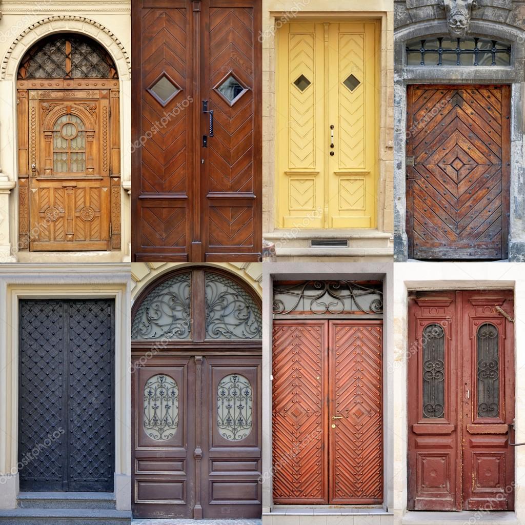 Puertas para casas puerta pequea de entrada cambiar las for Precio puertas casa