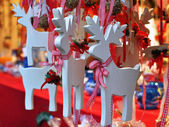 Christmas Wooden deer decorations