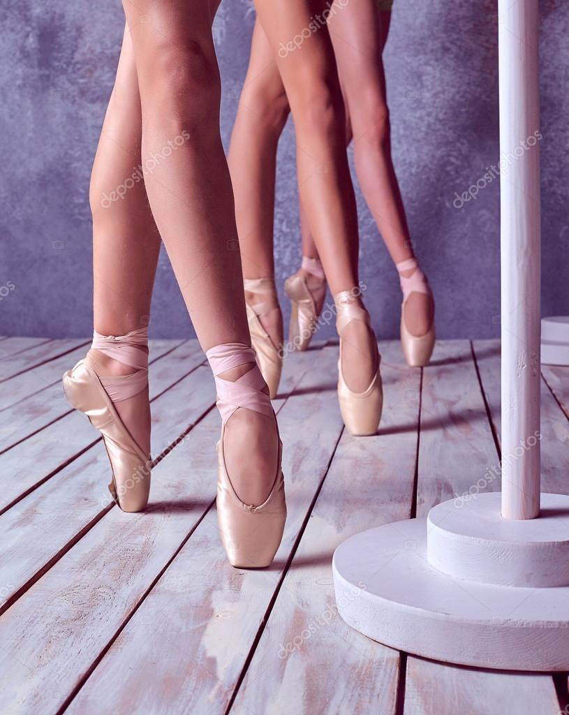 фото молодых балерин