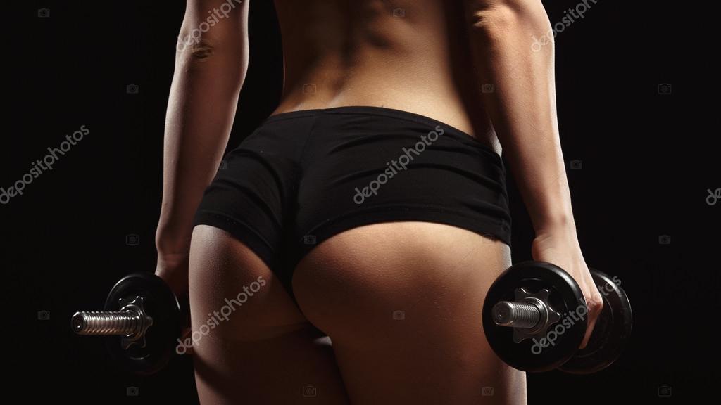 sexy woman black Ass