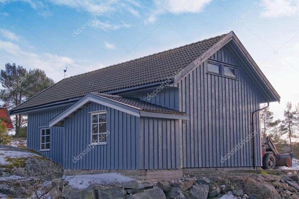 blue barn wood. Large Blue Barn Wood \u2014 Stock Photo B