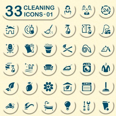 33 jeans cleaning icons 01