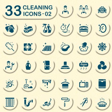 33 jeans cleaning icons 02